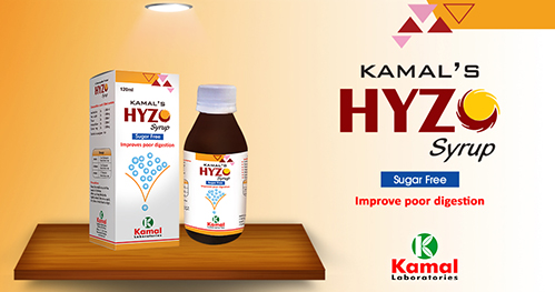 Hyzo Syrup (Sugar free)