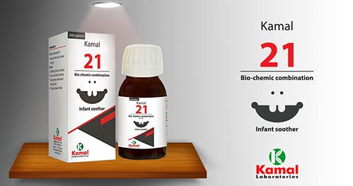 Kamal 21 Tablets