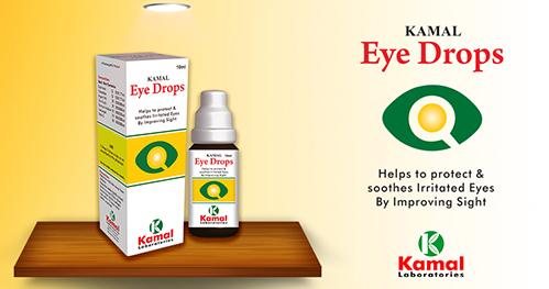 Kamal (Eye Drops)