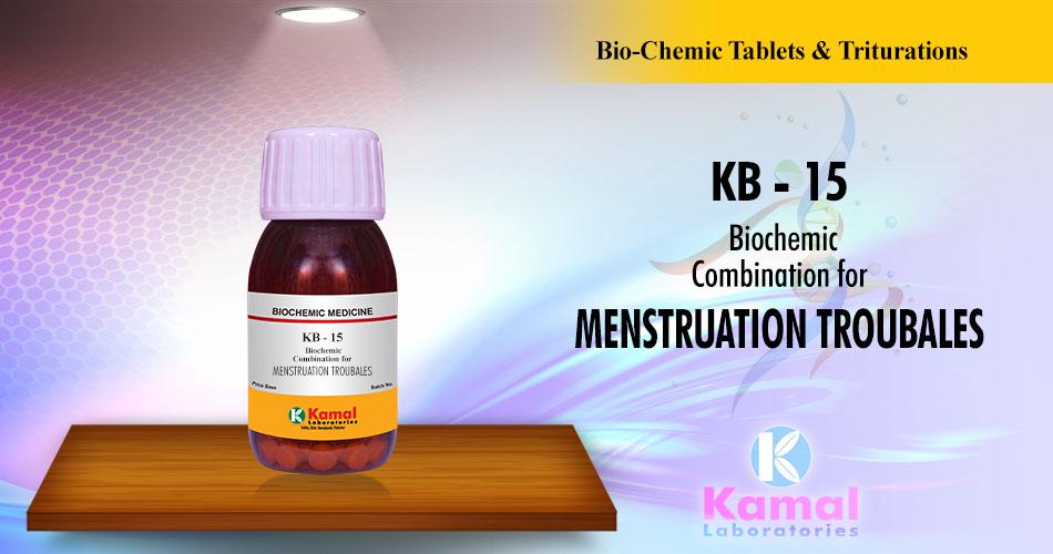 KB-15 (30gm Lactose base)