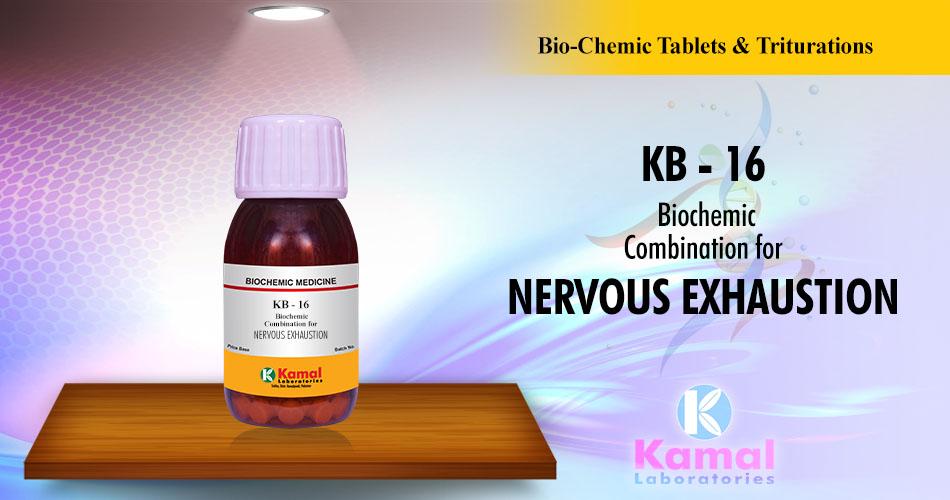 KB-16 (500gm Lactose base)
