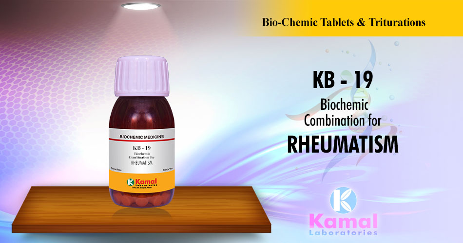 KB-19 (500gm Lactose base)