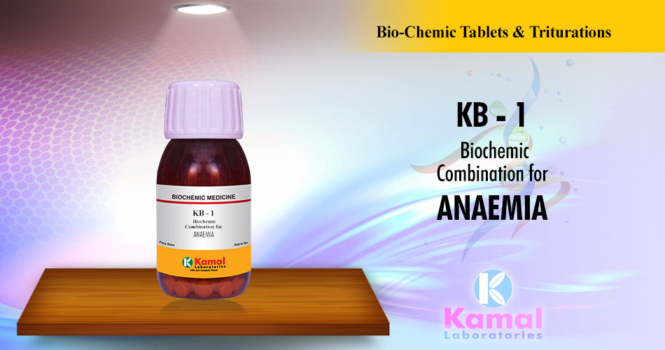 KB-1 (30gm Lactose base)