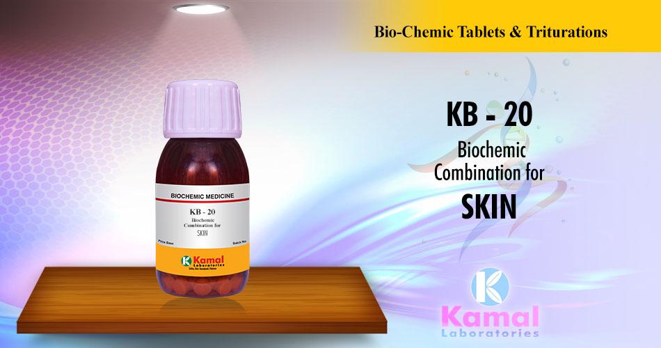 KB-20 (500gm Lactose base)