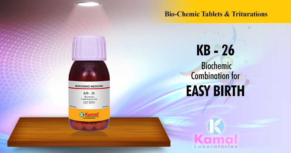 KB-26 (500gm Dextrose base)