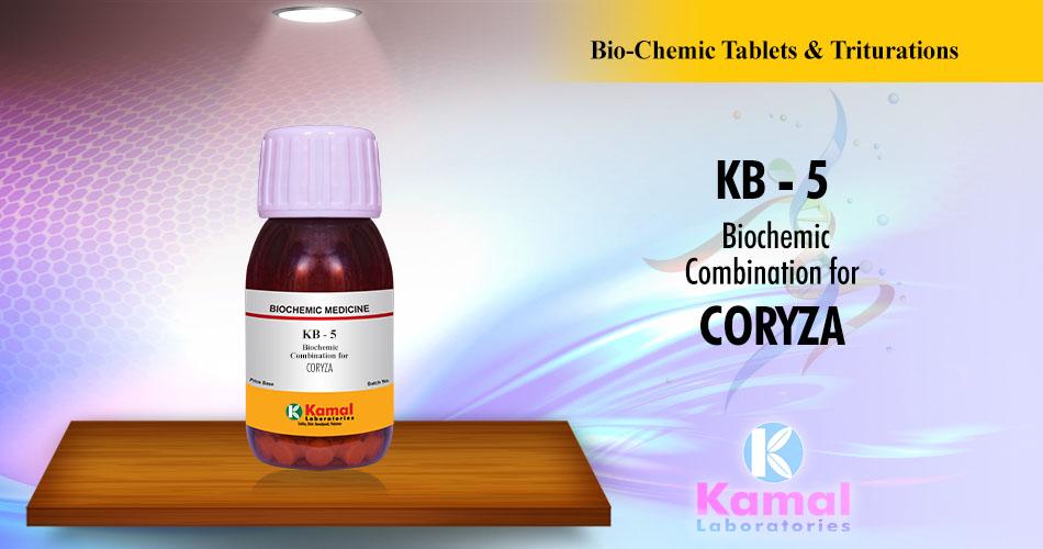 KB-5 (30gm Lactose base)