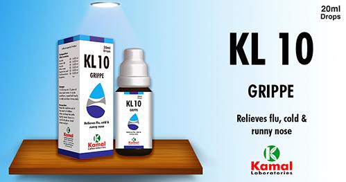 KL 10 (GRIPPE )