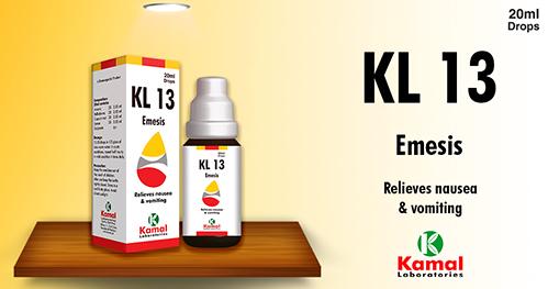 KL 13 (EMESIS)