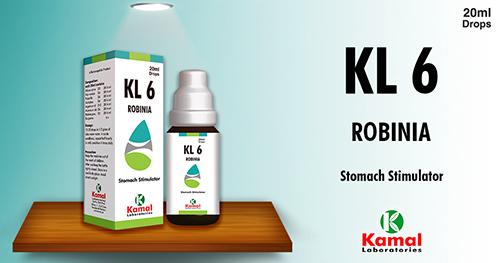 KL 6 (ROBINIA)