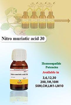 Nitro muriatic acid