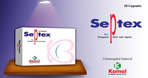 SEPTEX (CAPSULES)