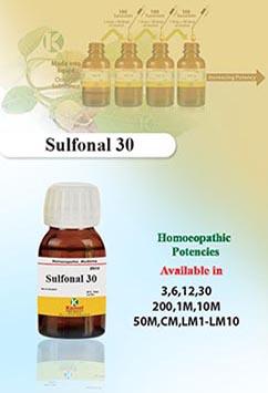 Sulfonal