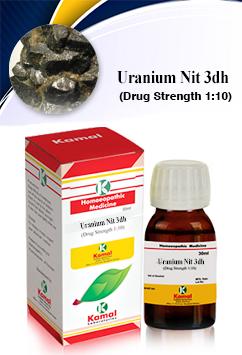 URANIUM NIT 3DH